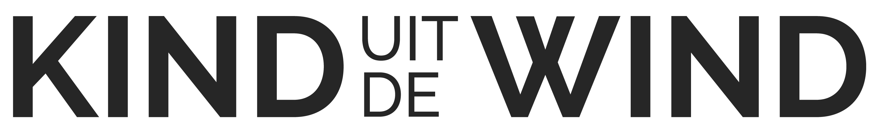 Kinderen uit de Wind Logo